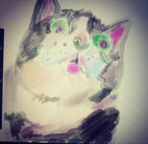 デジタルアート日記7|iPadとApple pencilを活用した現代アート