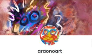 日本のデジタルアーティストが話題のNFTARTで稼げるか挑戦してみた!1日目|OpenSeaで作品を公開